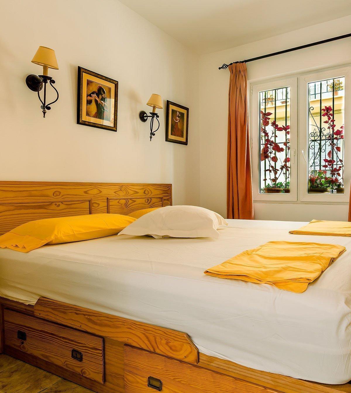 Casa Charlotte Ground Floor bedroom