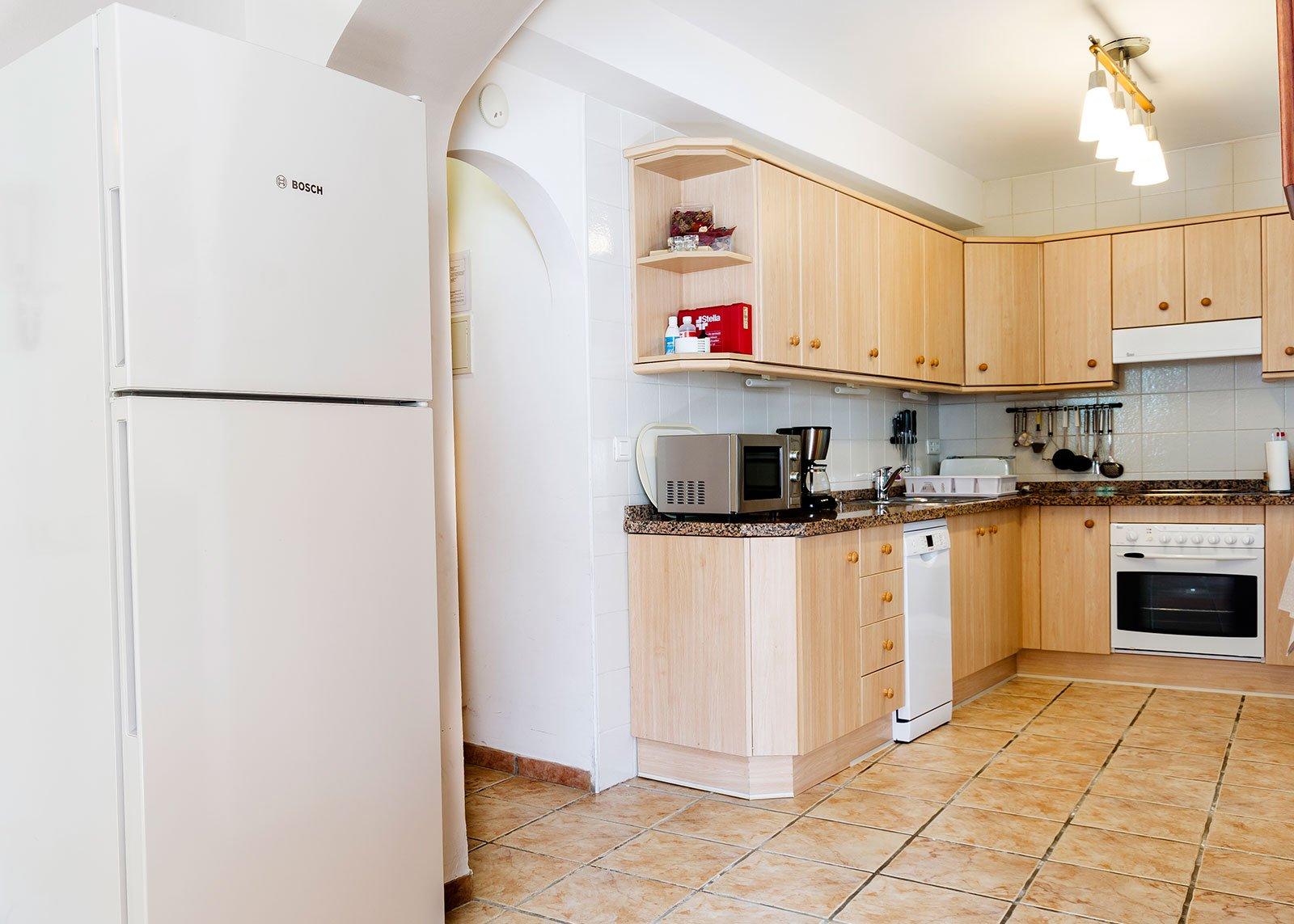 Casa Charlotte Ground Floor - Kitchen