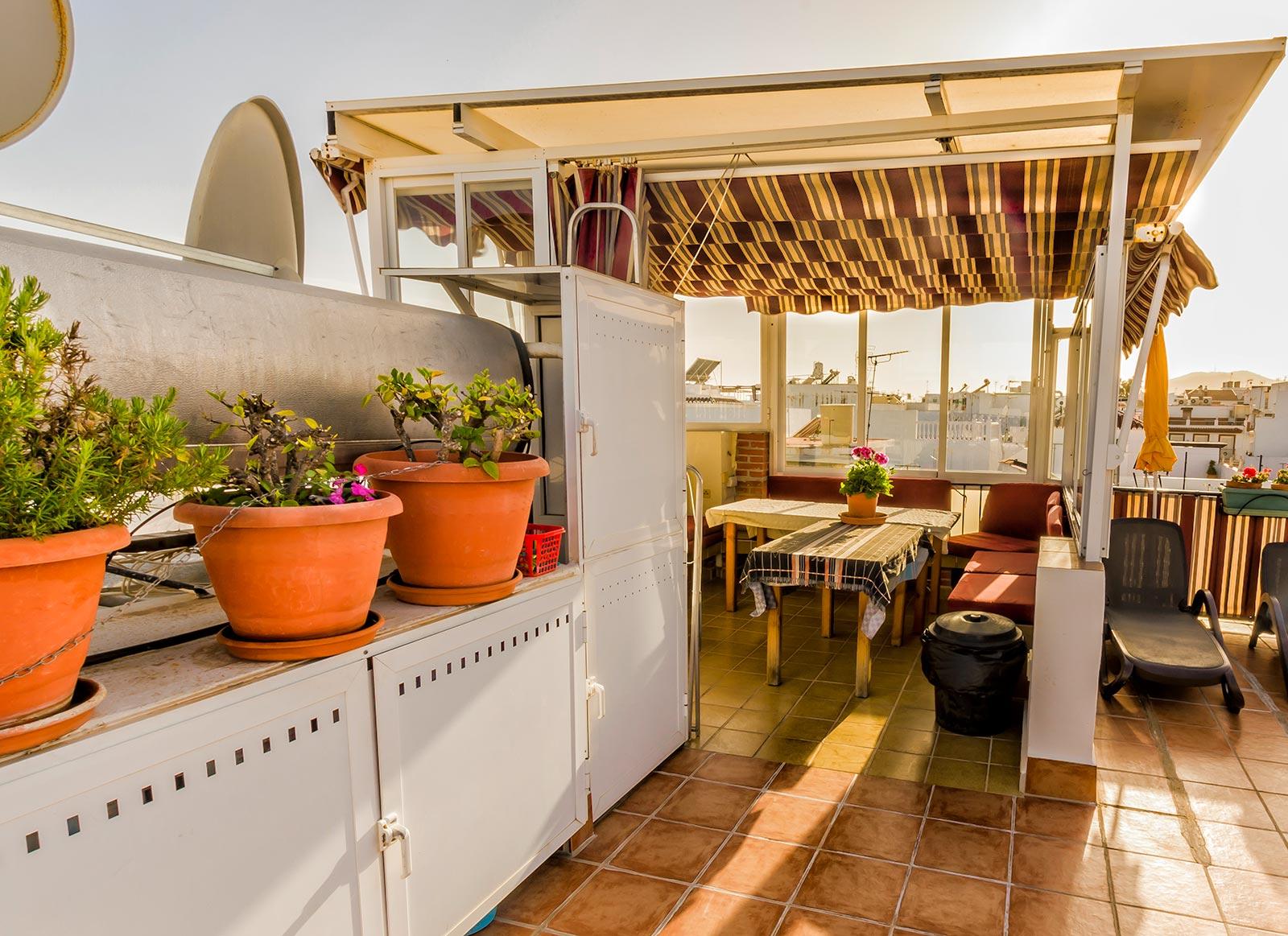 Casa-charlotte terracee