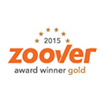 Zoover Award Winner Gold