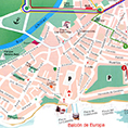 Map of Nerja